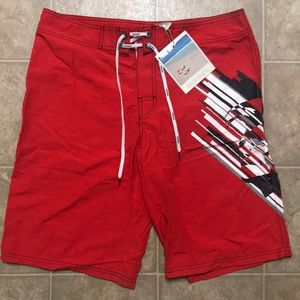 Men's Diesel Board Shorts.